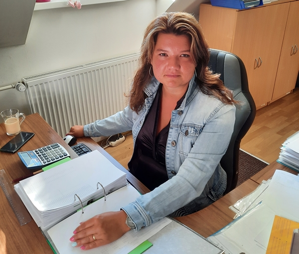 Iveta Ortová, DiS.